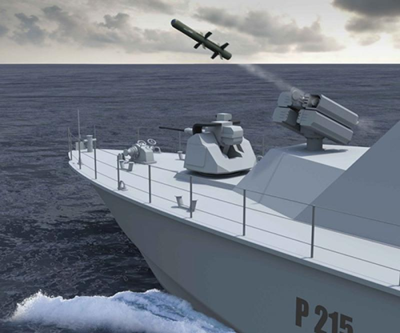 MBDA Unveils Naval Versions of MMP 5th Generation Missiles System