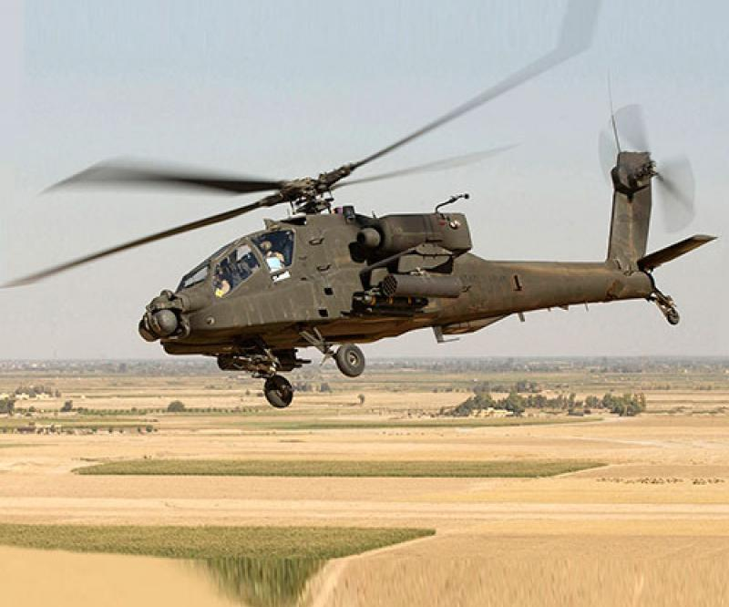Morocco Orders 24 Boeing AH-64E Apache Helicopters