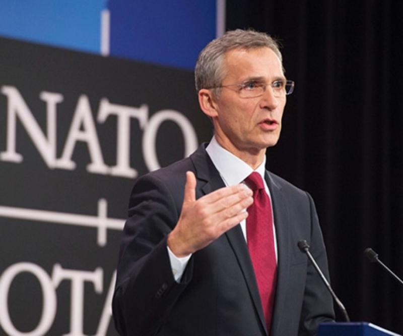 NATO Agrees to Strengthen Alliance's Defense and Deterrence
