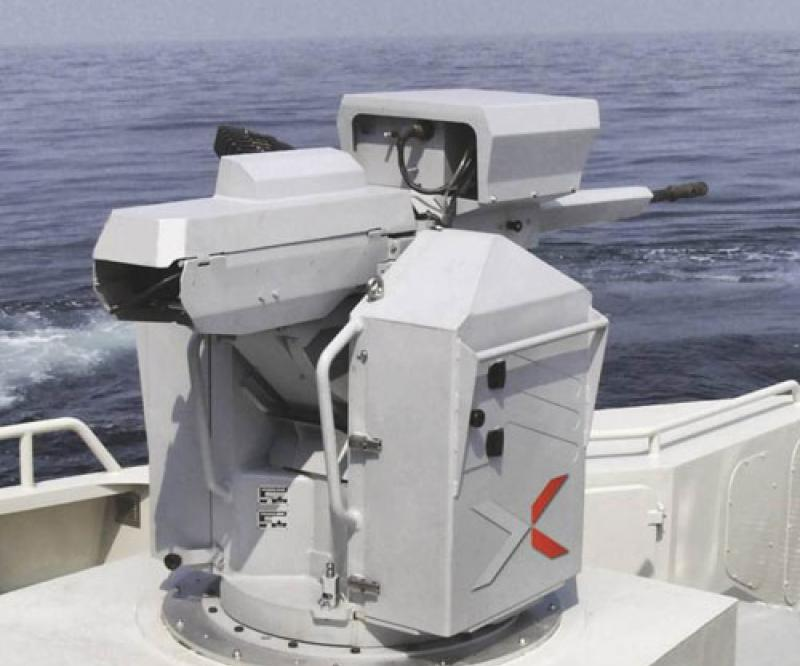 Nexter to Supply NARWHAL® Turrets to Albanian Navy
