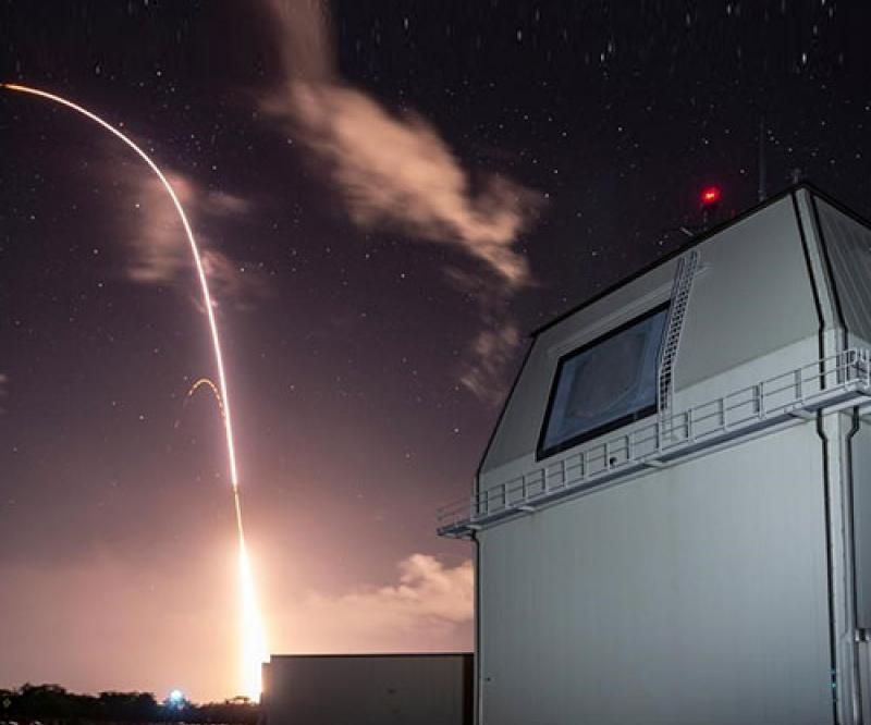 Northrop Grumman, Raytheon Missiles & Defense Partner on Next-Gen Interceptor