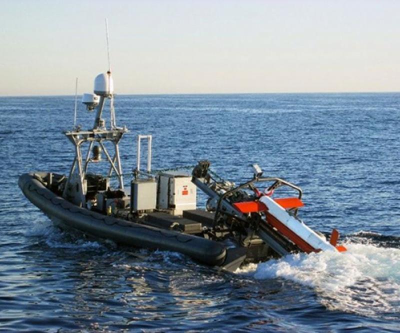 Northrop Grumman Demos AQS-24B Mine Warfare Capability