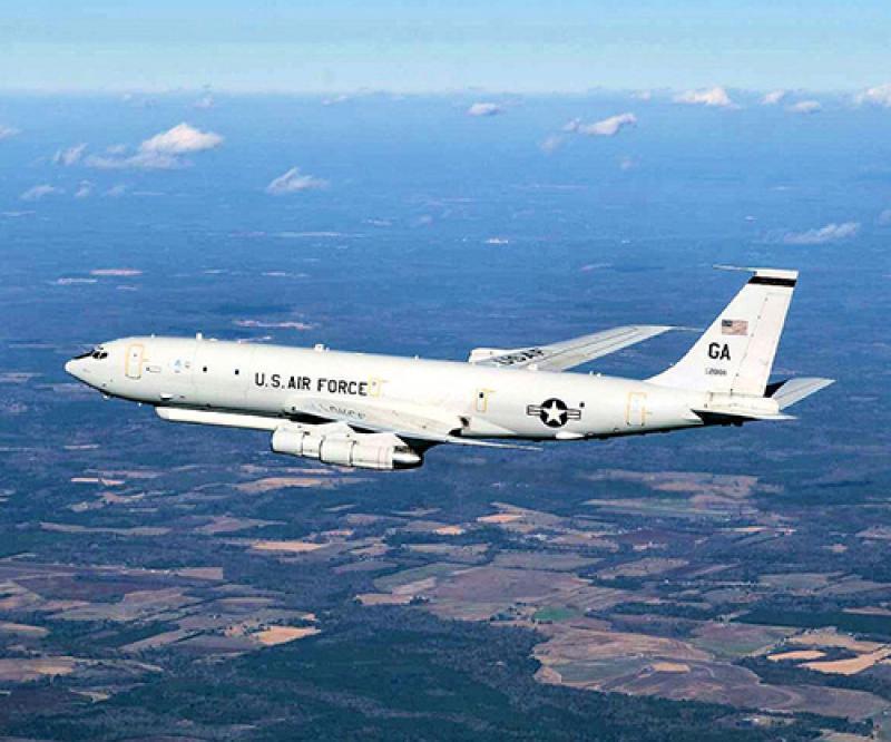 Northrop Grumman to Support US Air Force E-8C Joint STARS Fleet