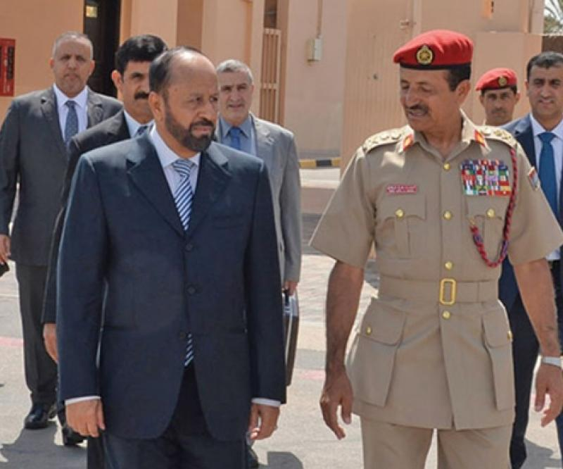 Oman, India to Boost Defense, Maritime Security Cooperation