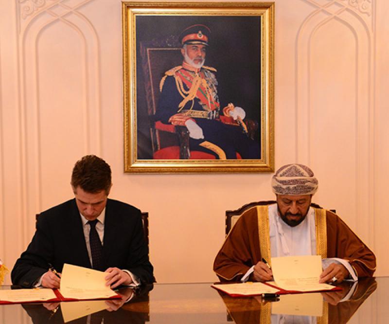 Oman, UK Sign Joint Defense Agreement