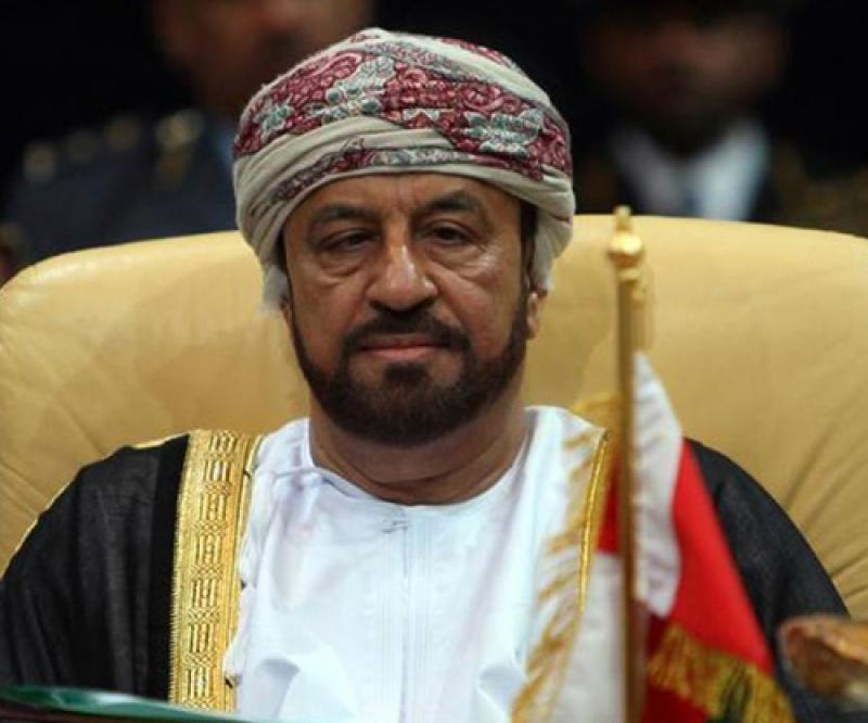 Oman's Minister for Defense Affairs to Attend IDEX 2019