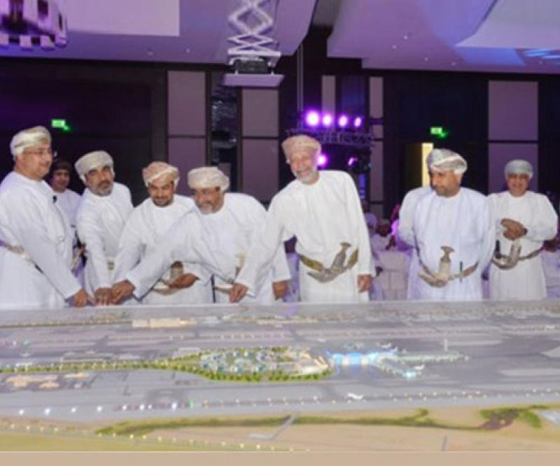 Oman Aviation Group Unveils Muscat Airport City Master Plan