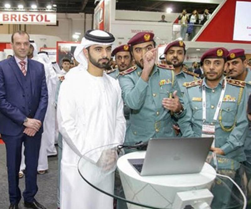 Over 1,330 Exhibitors Participate at Intersec 2018