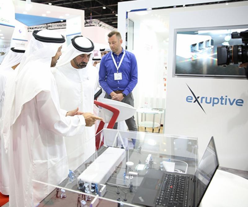 Over 300 Exhibitors Join Dubai Airport Show 2018