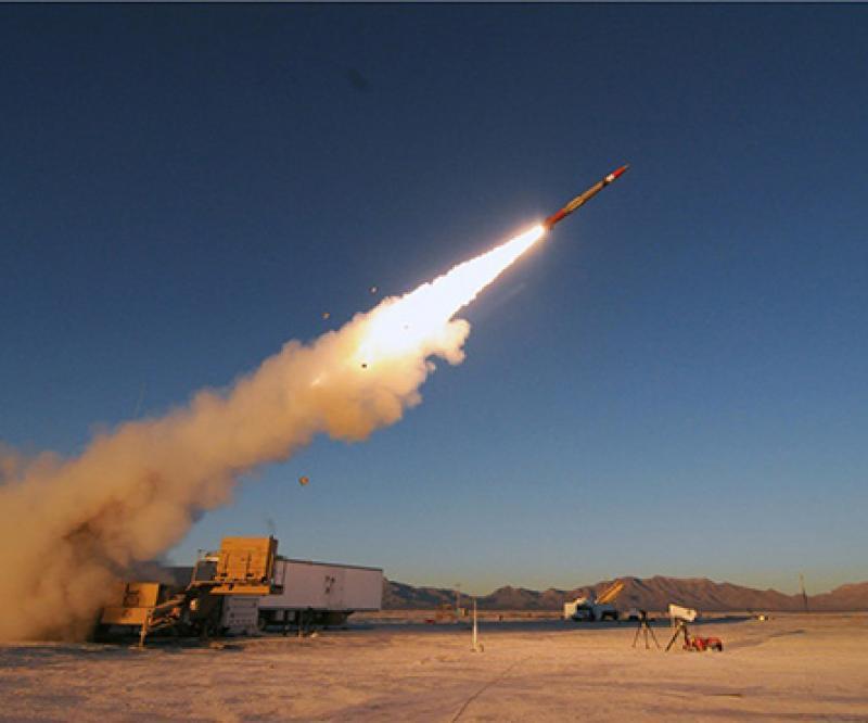 PAC-3 MSE Interceptor Intercepts Air-Breathing Threat