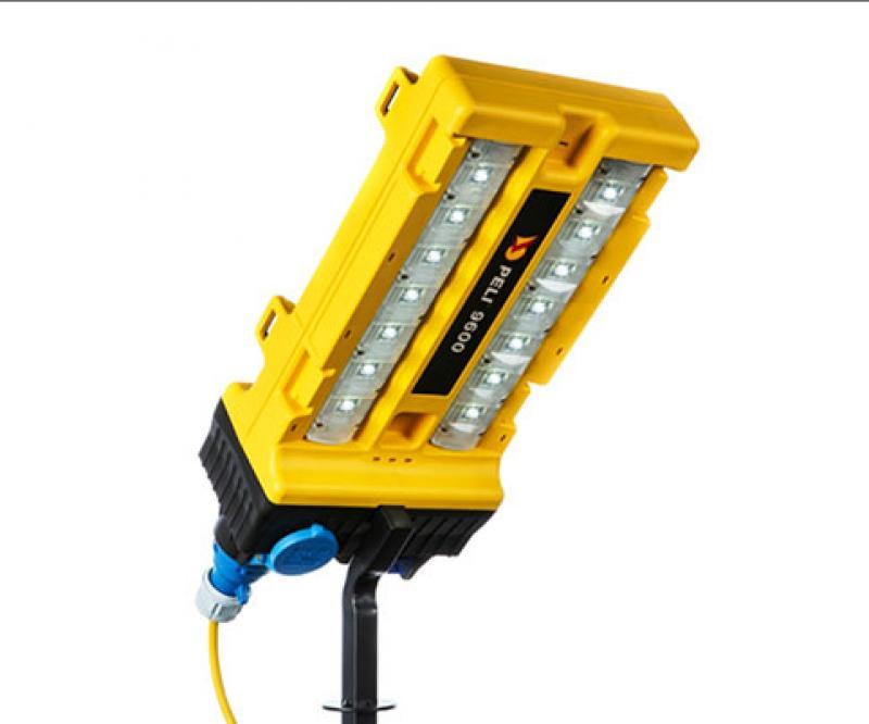 PELI Presents 9600 LED Modular Light at IDEF