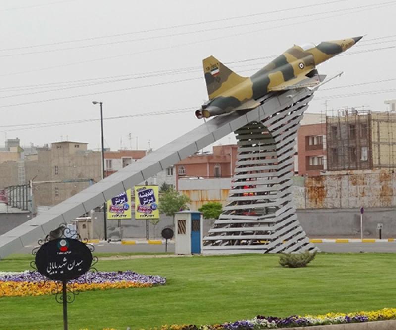 Pakistani Military Delegation Visits Iranian Air Base