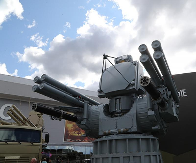 Pantsir-ME to Make First International Debut at IDEX 2019
