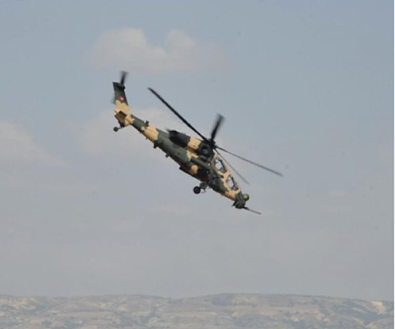Philippines Air Force Selects T129 ATAK Helicopter