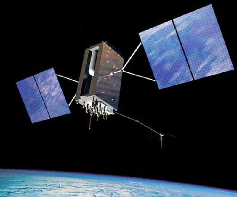 Raytheon Completes New Test of Next-Generation GPS