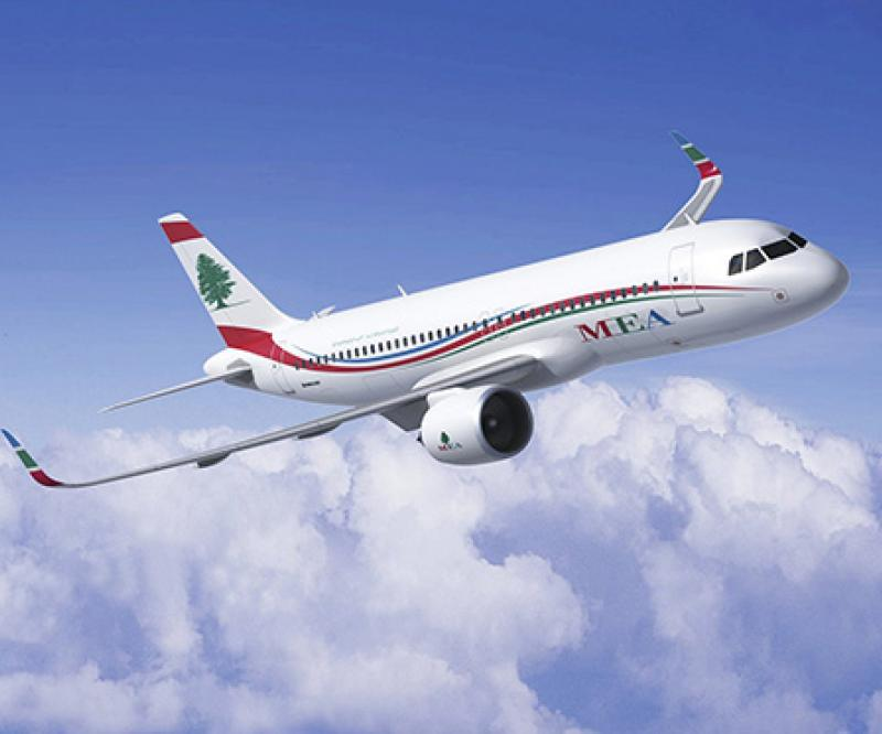 Pratt & Whitney to Power Middle East Airlines' 11 A320neo