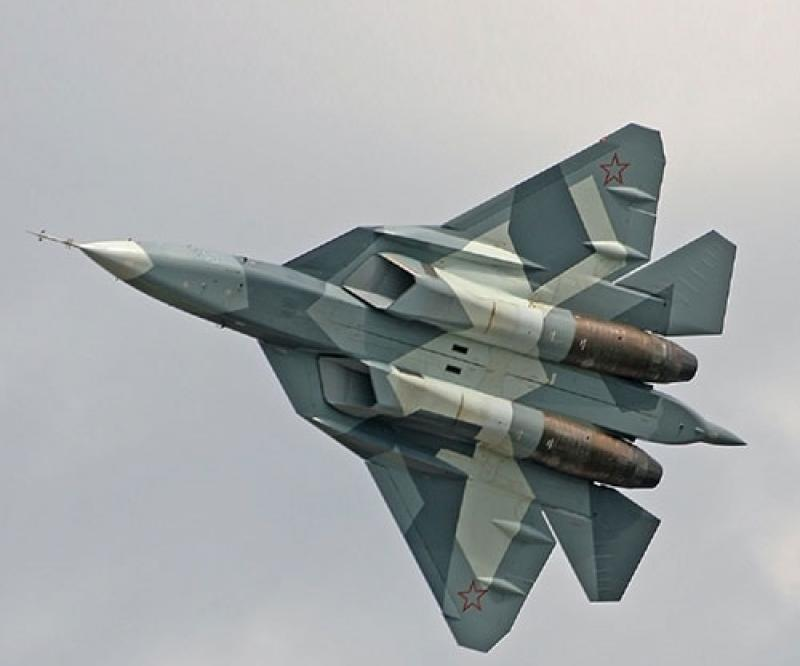 "Putin: ""Russian Air Force to Acquire 76 Su-57 Jets by 2028"""