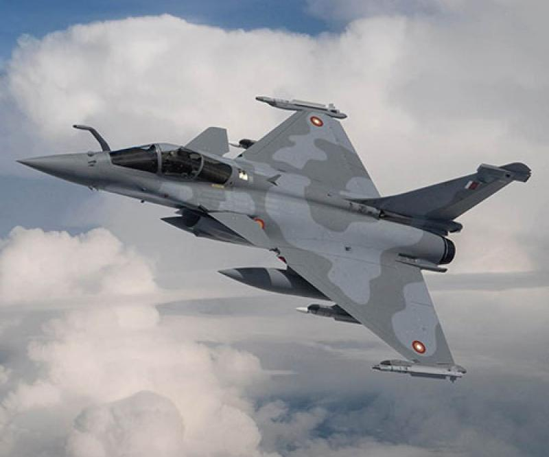 Qatar Receives First Batch of Five Rafale Jets