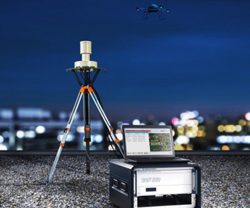 R&S ARDRONIS Counter-UAS Solution Defying Drone Threat