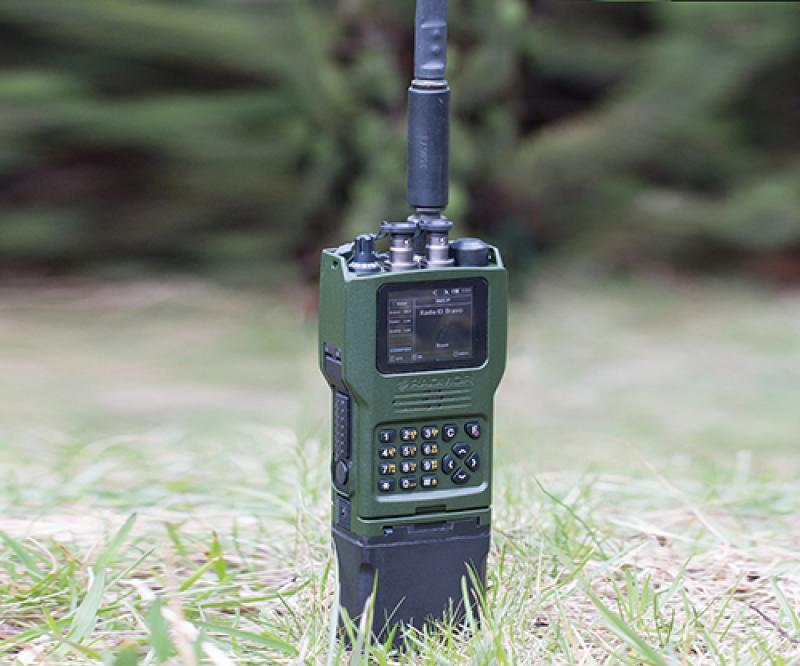 RADMOR Offers Modern Radio Communication Equipment to Armed Forces