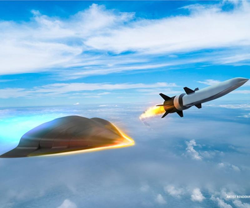 Raytheon, DARPA Complete Key Design Review for New Hypersonic Weapon