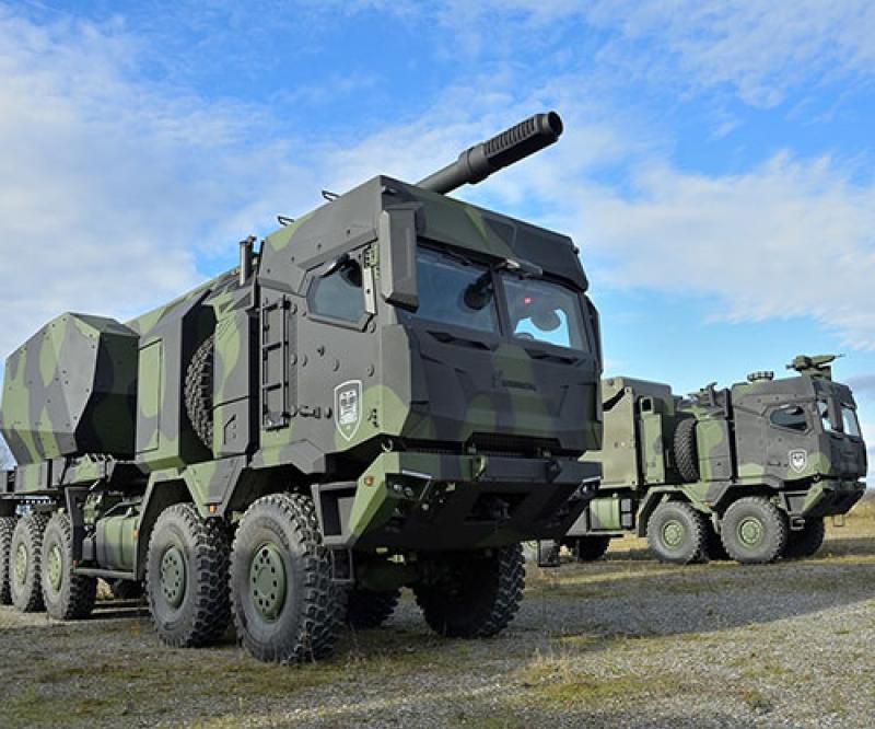 Rheinmetall Unveils New Generation of HX Tactical Trucks