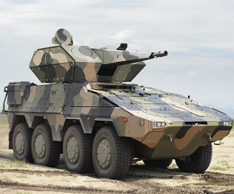 Rheinmetall at Eurosatory 2018