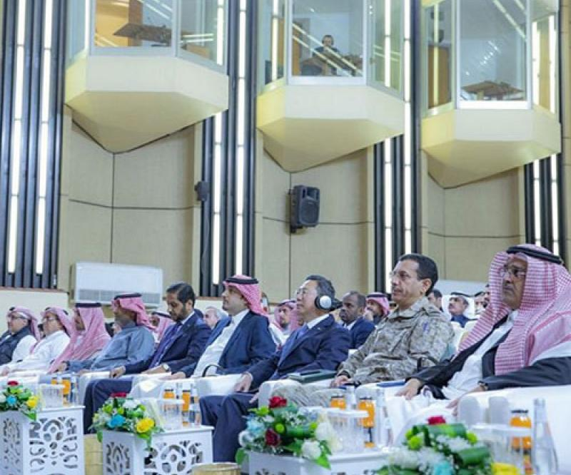 "Riyadh Hosts ""International Cooperation in Combating Terrorism"" Symposium"