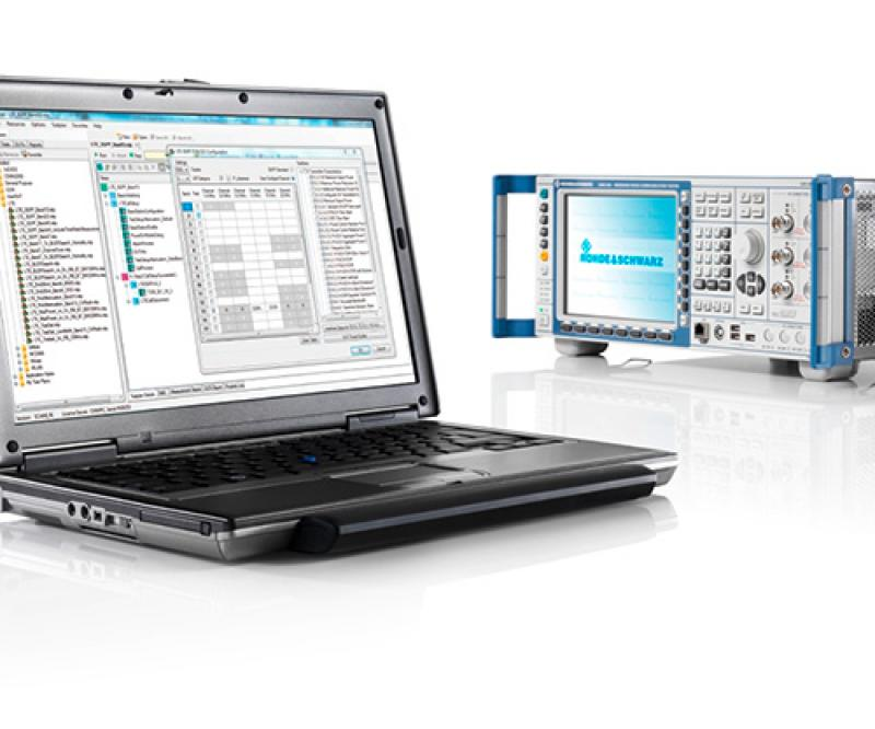 Rohde & Schwarz First to Validate Conformance Test Cases for RCS 5.3