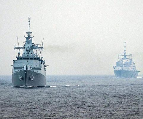 Rohde & Schwarz Supports Royal Malaysian Navy's Mission