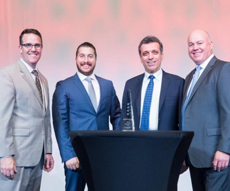 Roketsan-Raytheon Partnership Continues with Excellence Award