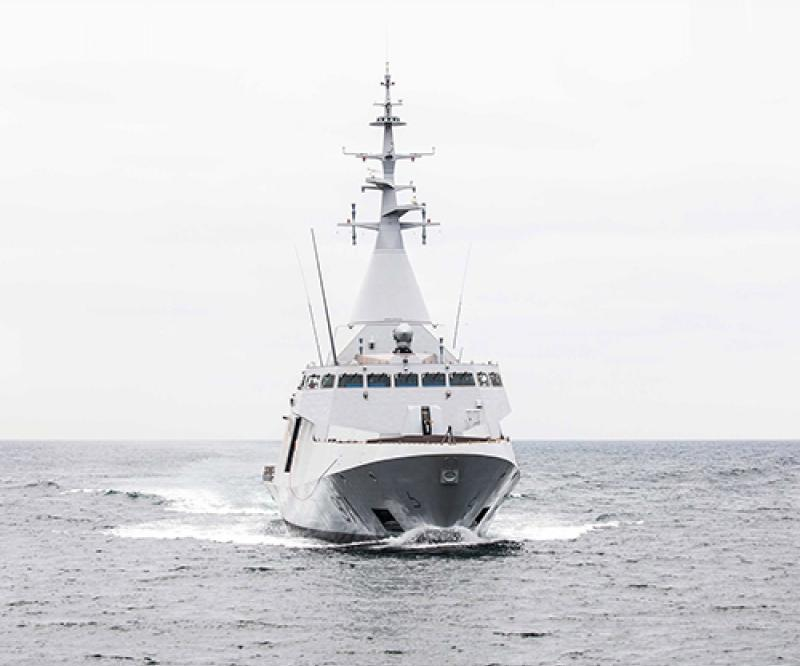 Romania Selects Joint Naval Group-SNC Offer for Corvette Program