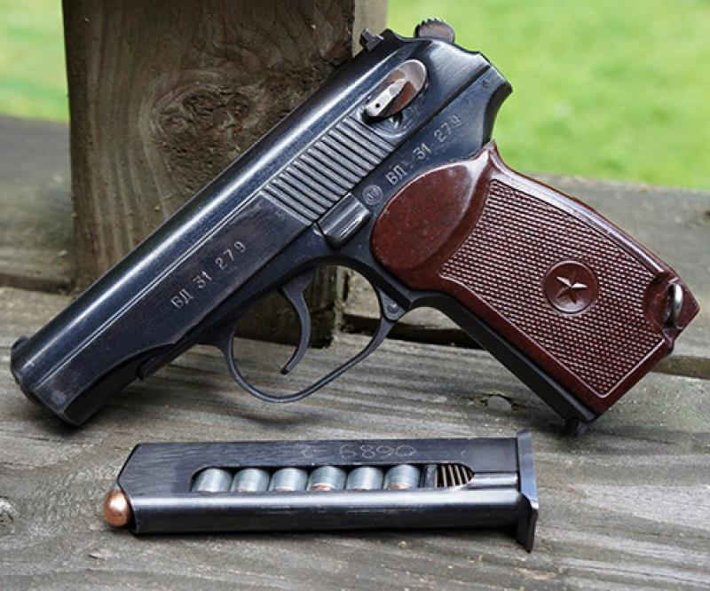 Rostec Creates Replacement for Makarov Pistol