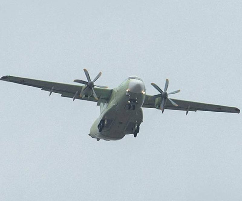 Russia's Il-112 Military Transport Plane to Conduct 2nd Flight in April