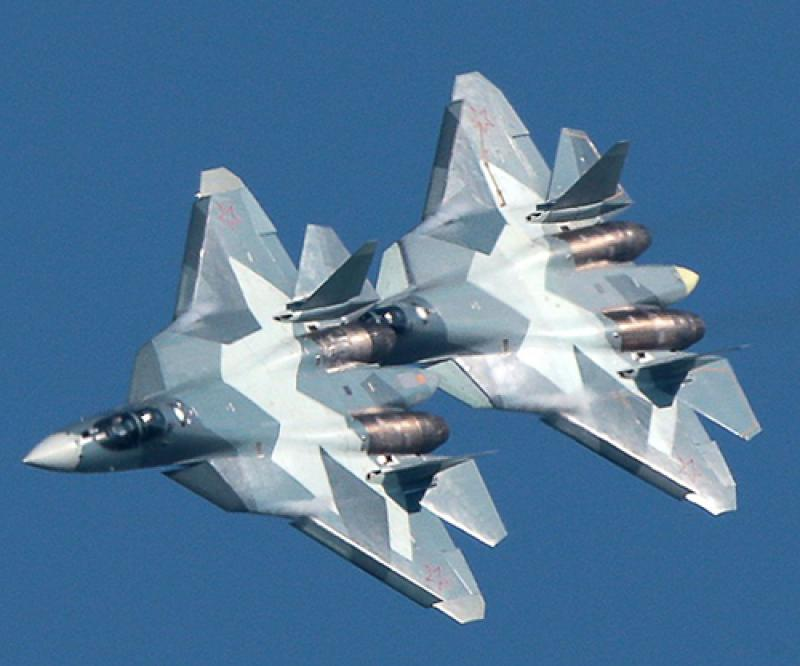 Russia Starts Serial Production of Su-57 Fighter Jet