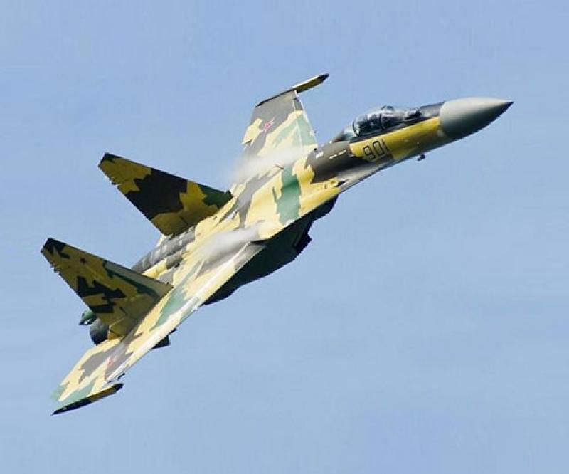 Russian Air Force to Get 20 Su-35S Jets, 30 Ka-52 Helicopters