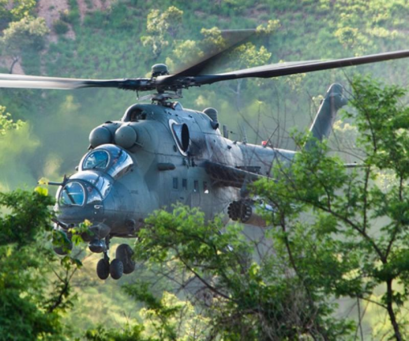 Russian Helicopters Takes Part in KADEX-2018
