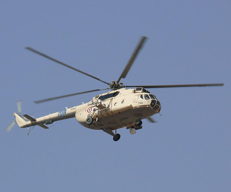 Russian Helicopters to Certify Service Center in Egypt in 2019