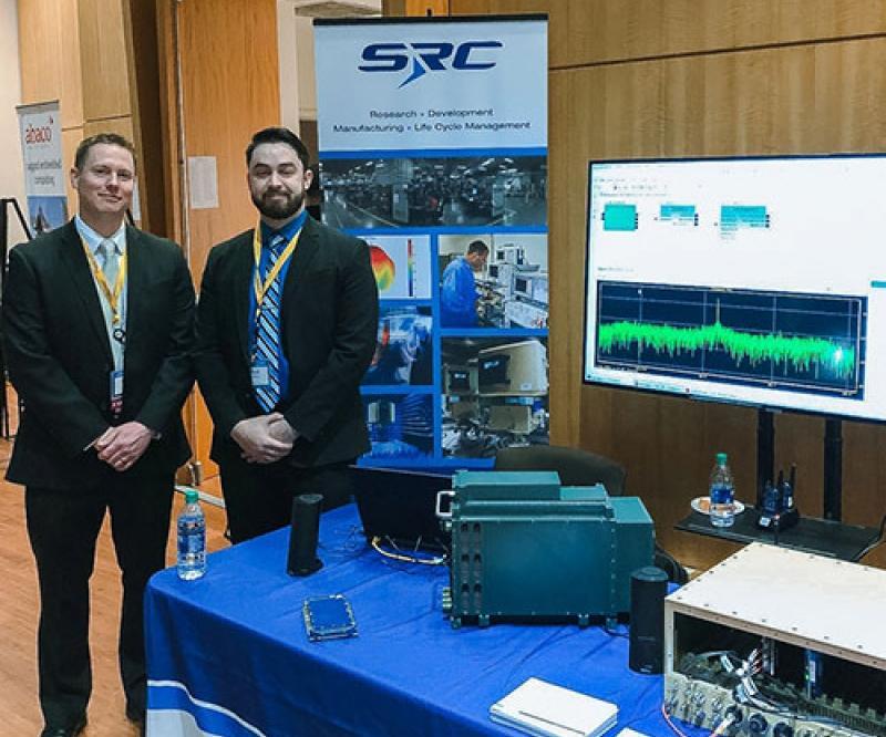 SRC Demos Open Architecture Technologies to U.S. Defense Industry