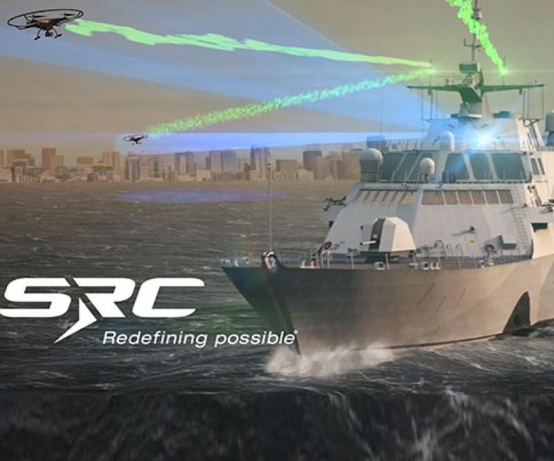 SRC Showcases Latest Technologies at Navy League Sea-Air-Space Expo