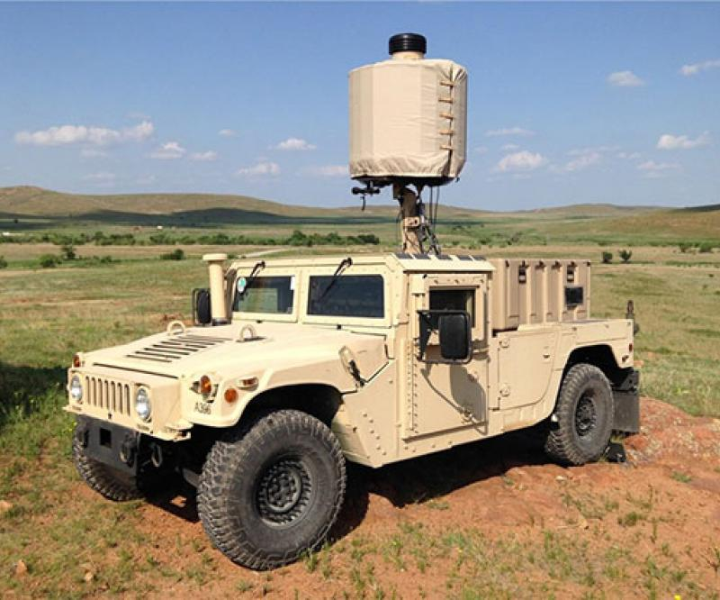 SRCTec Delivers 400th AN/TPQ-50 LCMR System to US Army