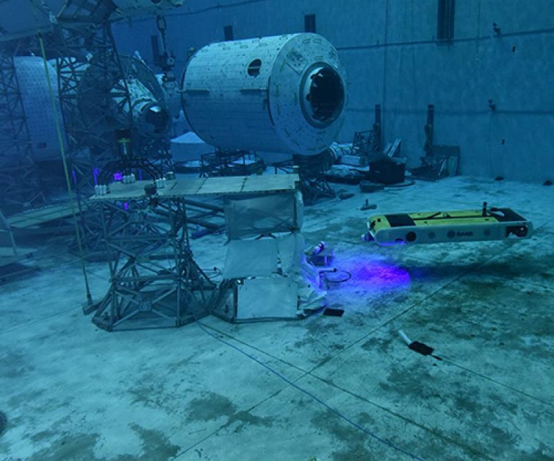 Saab Wins Order for Sabertooth Underwater Vehicle