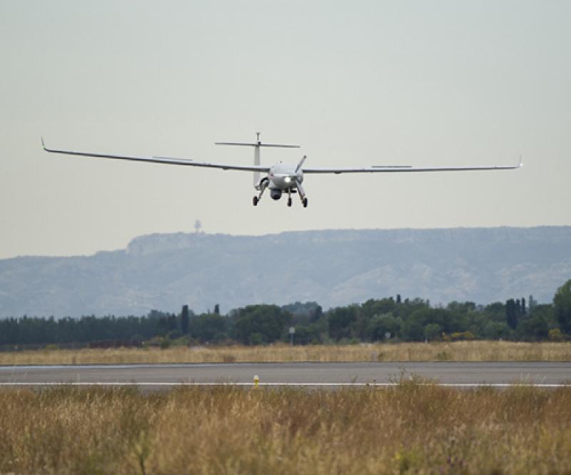 Safran's Patroller Tactical Drone Starts Qualification Test Flights