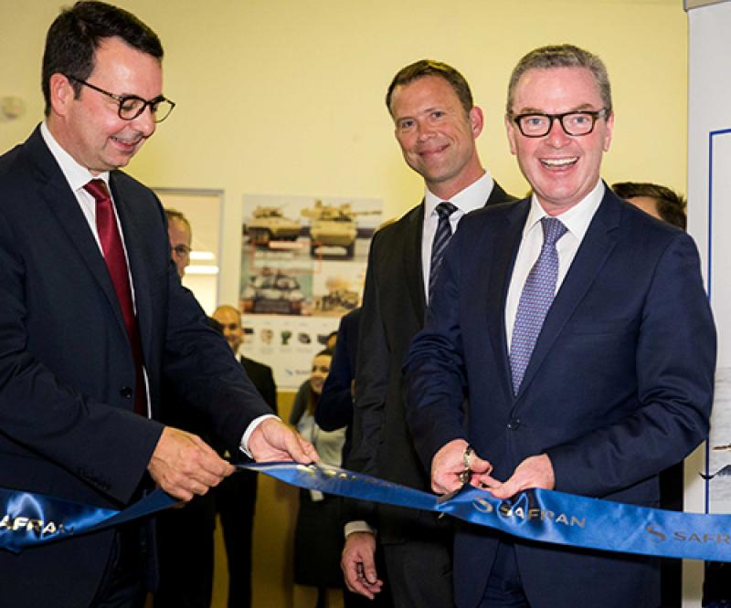 Safran Electronics & Defense Australasia Inaugurates New Facility