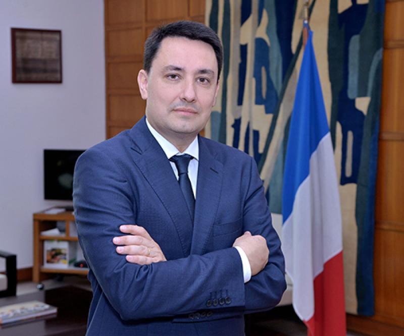Safran Names Alexandre Ziegler Senior Executive VP, Int'l & Public Affairs