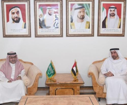 Saudi Arabia, UAE Discuss Military Cooperation