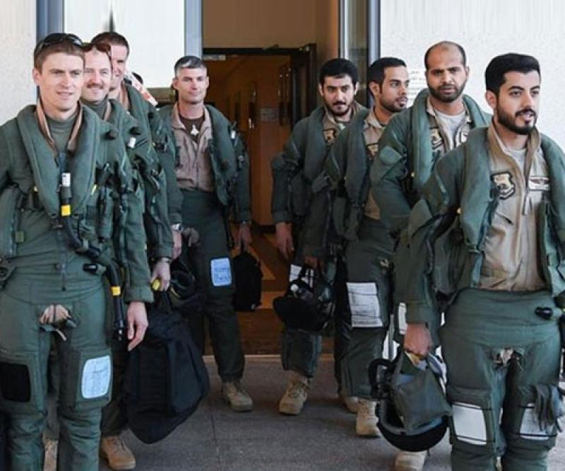 Saudi British 'Desert Soldiers 3' Exercise Concludes in Tabuk