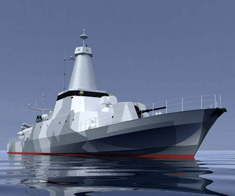 Saudi Navy Commissions First Two Fast Boats in France