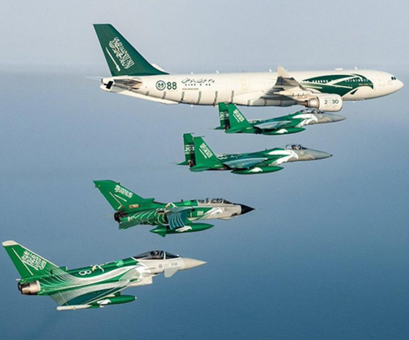 Saudi Royal Air Force to Conduct First Joint Drill in Tunisia