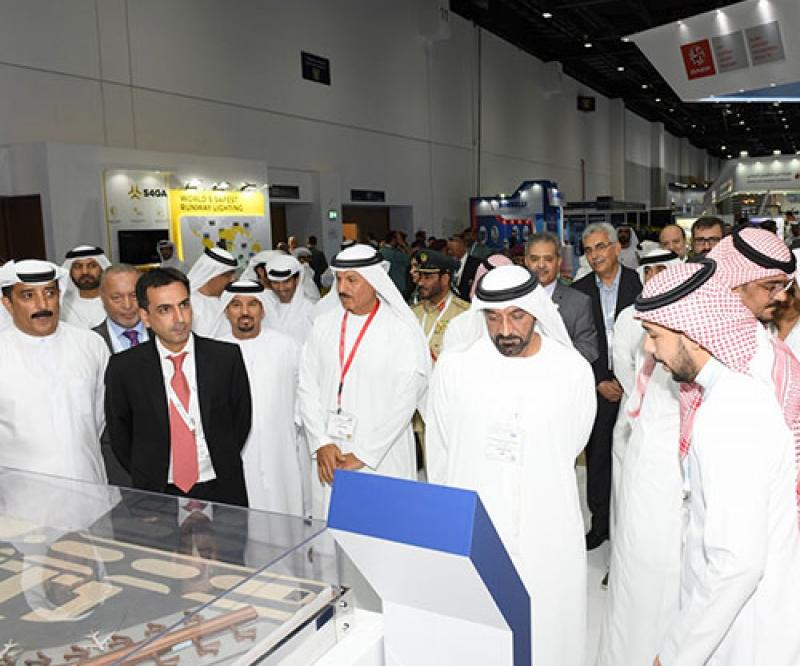 Sheikh Ahmed Opens 19th Edition of Airport Show in Dubai